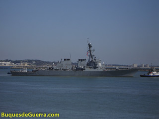 USS Mahan (DDG 72)