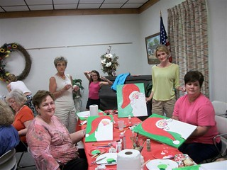 Christmas in July @ Morton Library