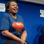 Children's Laureate Malorie Blackman |
