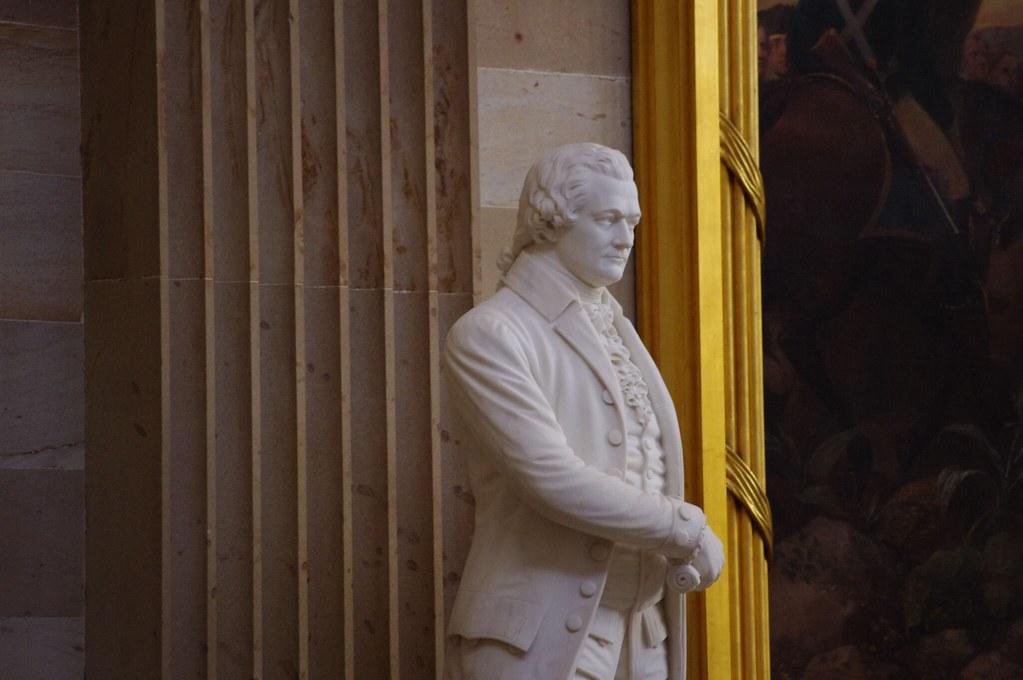 Statues U.S. Capitol