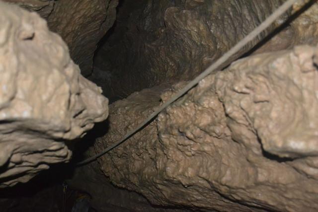 Blue Hole Ellisons Cave