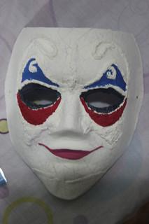 WIP: Mask 1 | by saberkite