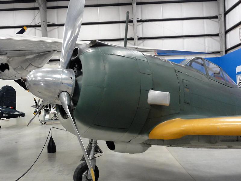 Nakajima Ki-43 (1)