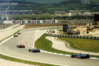 Formation Lap: 1998 Spanish GP