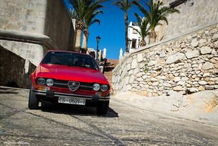 Alfa Romeo Alfetta GTV 116 | by lluriPhoto