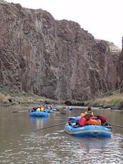 Owyhee River Rafting Trips