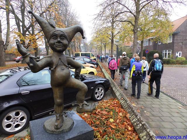 16-11-2013 Wassenaar 25 Km (23)