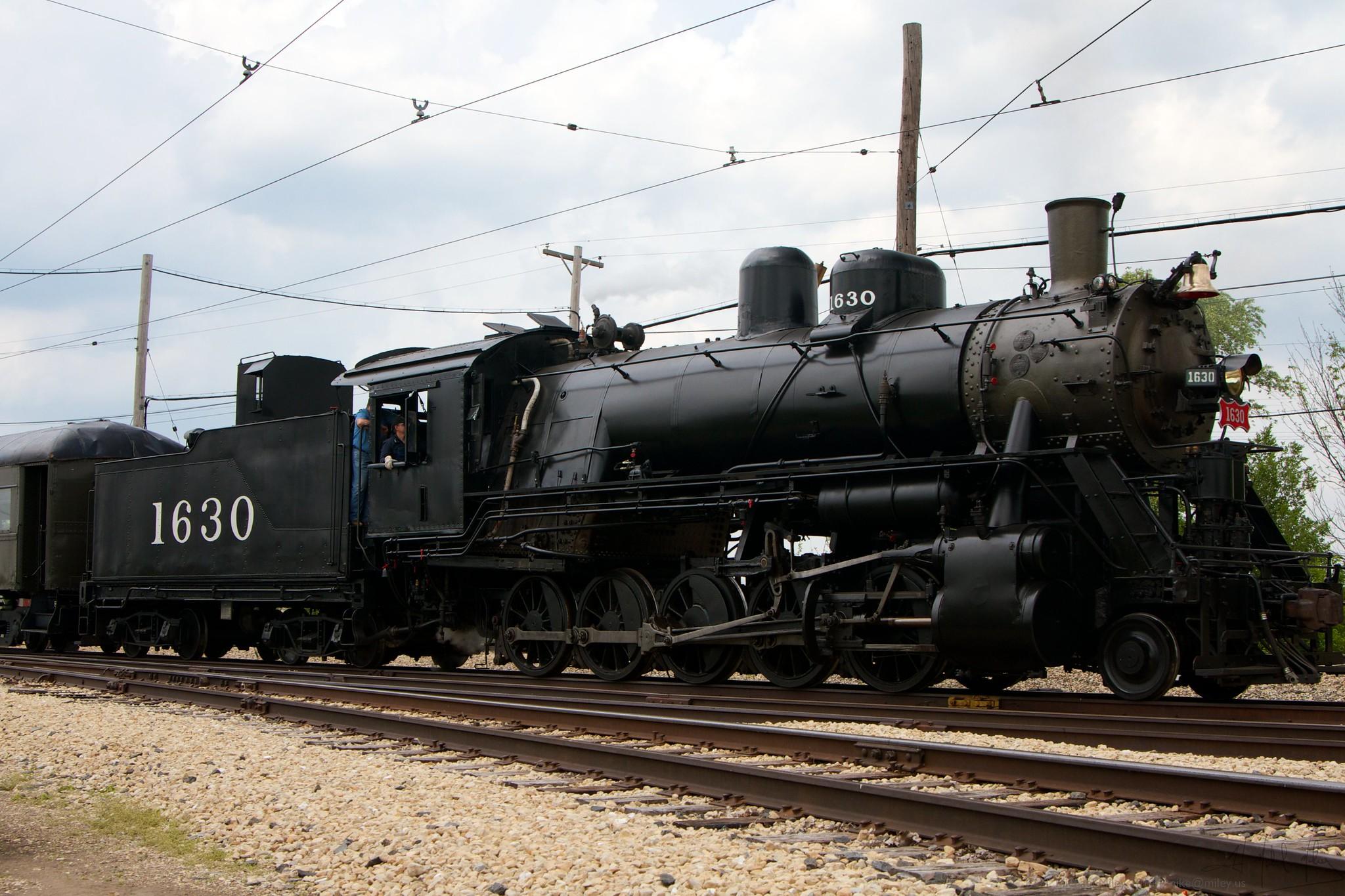 1630 Return to Service