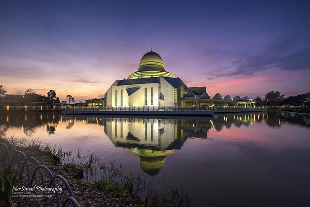Masjid An-Nur, Universiti Teknologi PETRONAS