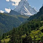12. Juuli 2007 - 17:10 - Matterhorn-Cervino. 4478m