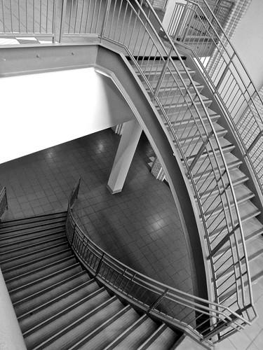 The Escher Stairs