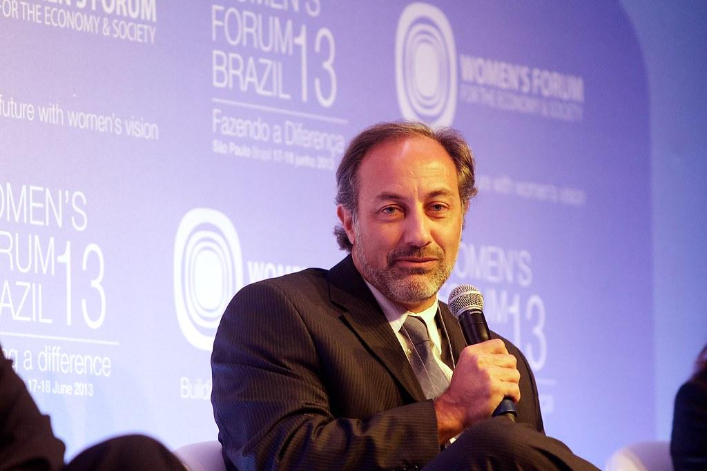 Sylvio Rocha, Partner, CanalAzul, and former Head HSBC Sec… | Flickr