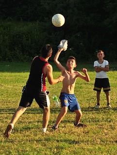 Deiq Minor League Football
