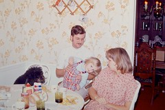 Photograph: Mom, Dad, Sister & Iggy