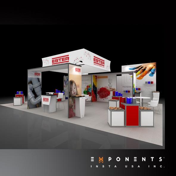 Modular Trade Show Displays Ester Www Exponents Com Modu Flickr