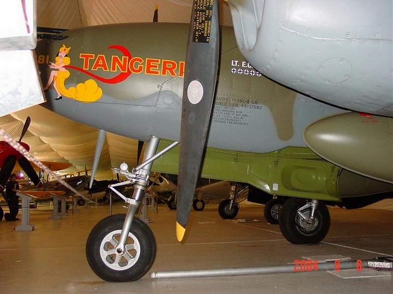 P-38L Tangerine (5)