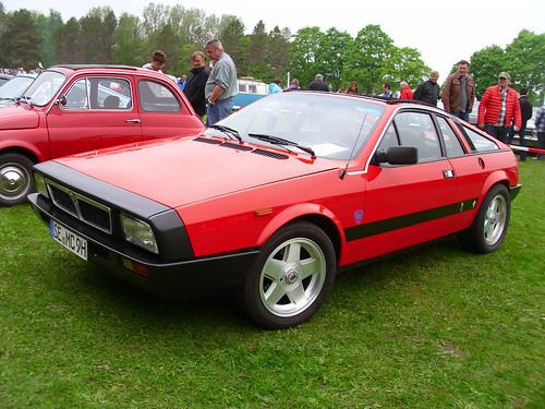 Lancia Beta Monte Carlo S2 Targa 1981