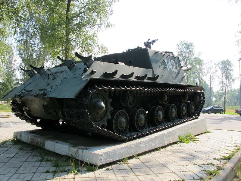 ISU-152(8)