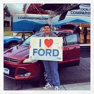 I <3 @ford | by Craighton Miller