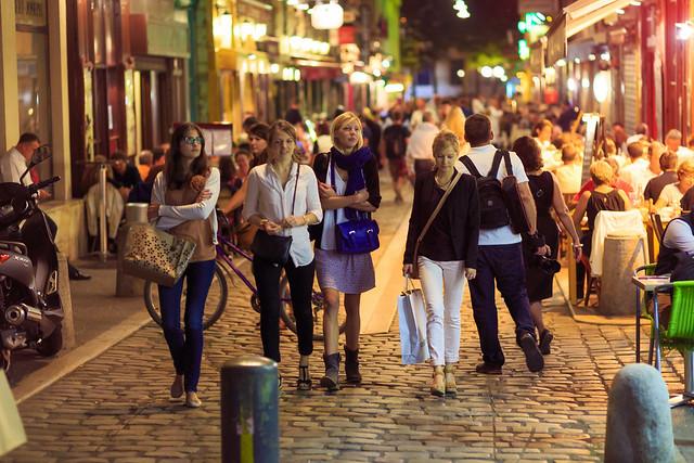 Girls night - on explore