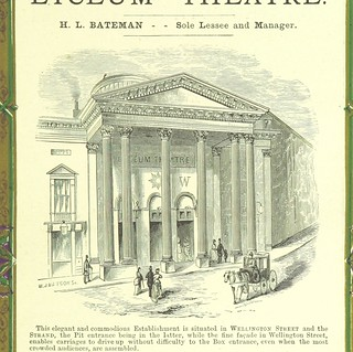 Image taken from page 101 of 'London (illustrated). A complete guide to the leading hotels, places of amusement ... Also a directory ... of first-class reliable houses in the various branches of trade' | by The British Library