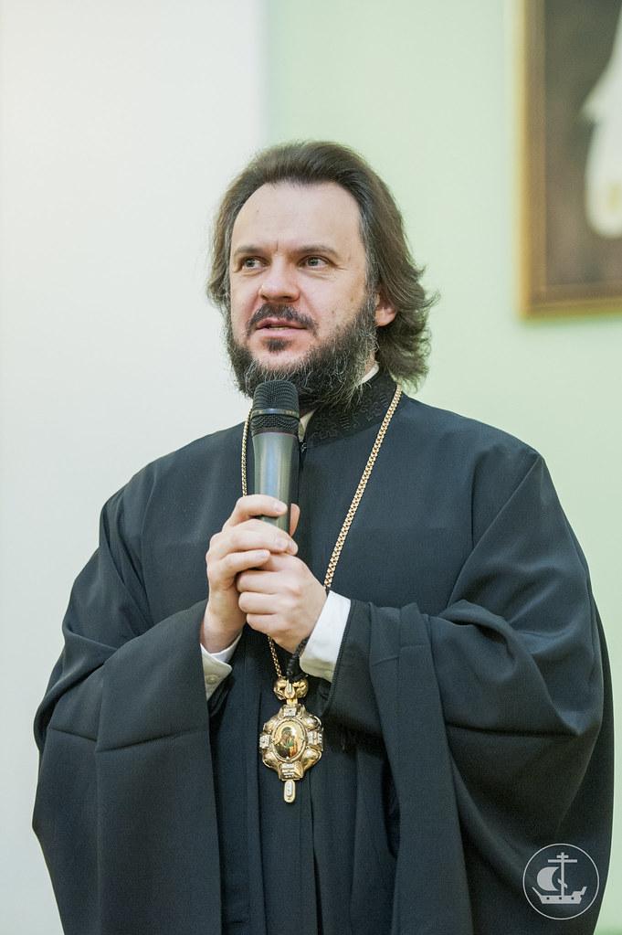 8 декабря 2013, Вечер памяти Святейшего Патриарха Алексия II