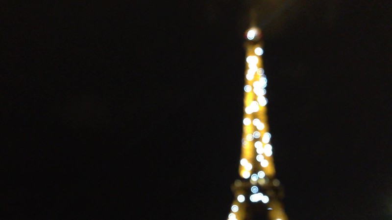Eiffel . NYE 2014