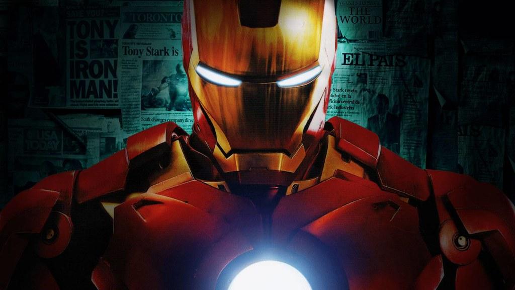 Unduh 500 Wallpaper Iron Man HD Paling Keren