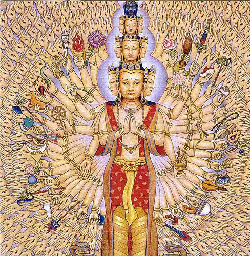 avalokitesvara | by attanatta