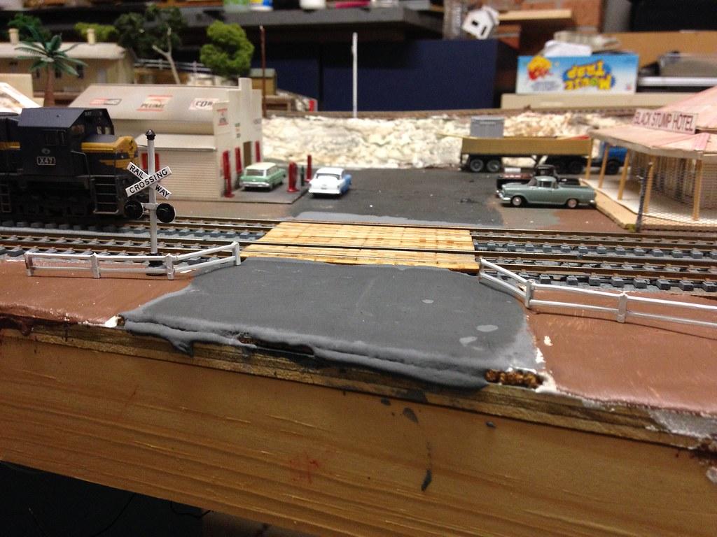 146 Railway crossing by Peter