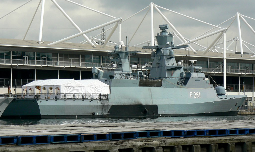 FGS Magdeburg F261 @ Excel 12-09-13