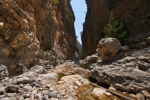 Samaria Gorge   by Miguel Virkkunen Carvalho