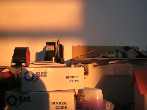 sunset office