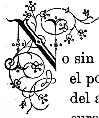 Letra N | by Biblioteca Rector Machado y Nuñez