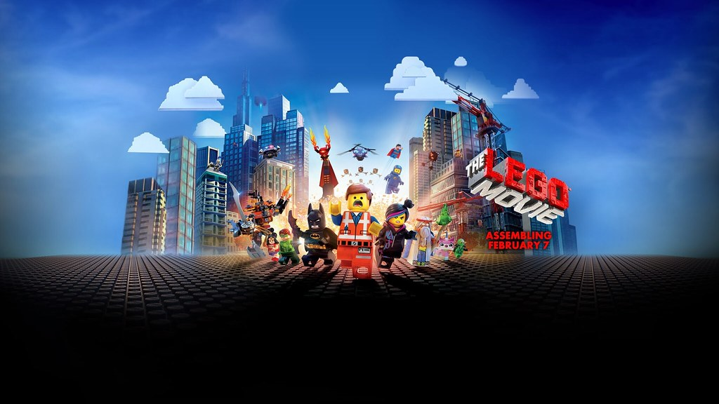 The Lego Movie Wallpaper 2048 X 1152 Px With Lots Of Bleed