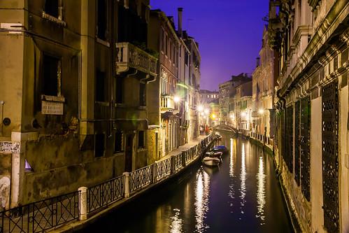 Notturno a Venezia | by #simo#