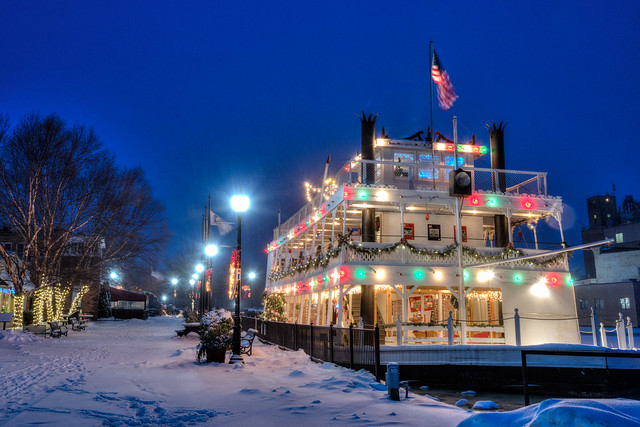 The Magical Lowell Showboat