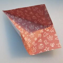 วิธีพับกระดาษรูปหมวกซานต้า 011