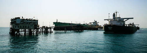 Al-Basra Oil Terminal, Iraq | by Earth & Marine Environmental Consultants (EAME)