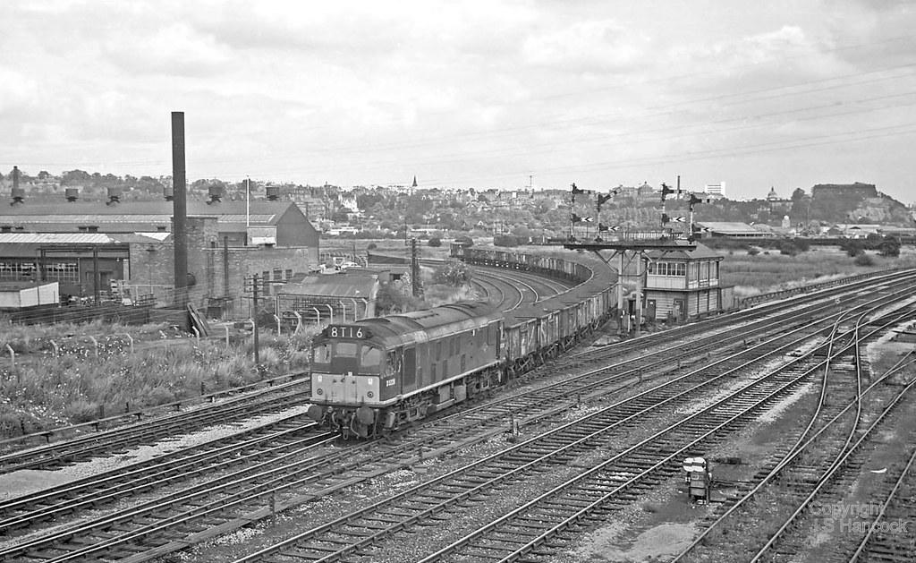 D5229 Lenton Sth Jct 04 08 1967