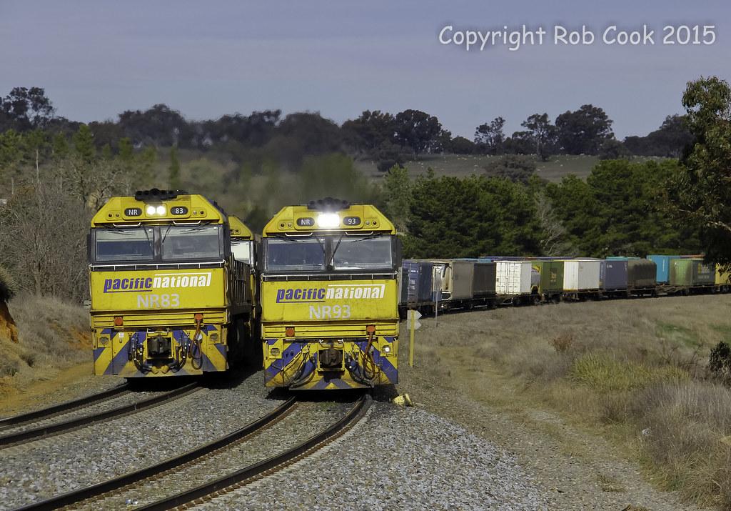 Yass Junction by Robert Cook