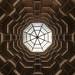 An octagon in Berlin. Found in a courtyard ... by Frank Haase - Berlin