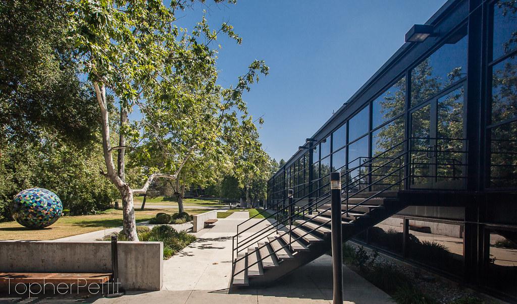 Art Center College Of Design Backyard Topher Pettit Flickr