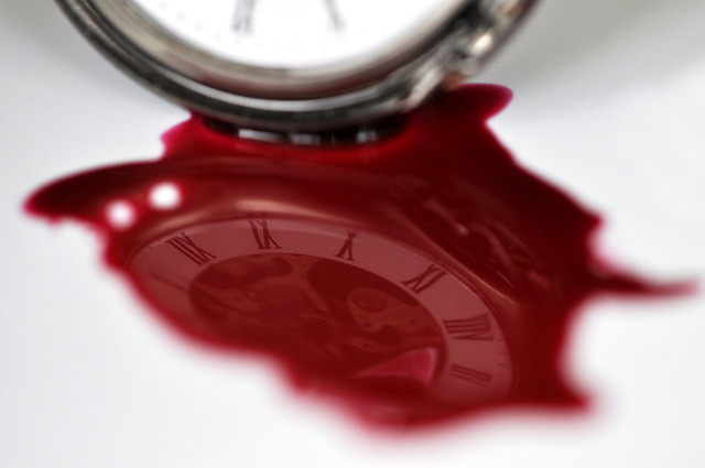 Times Bloody Reflection