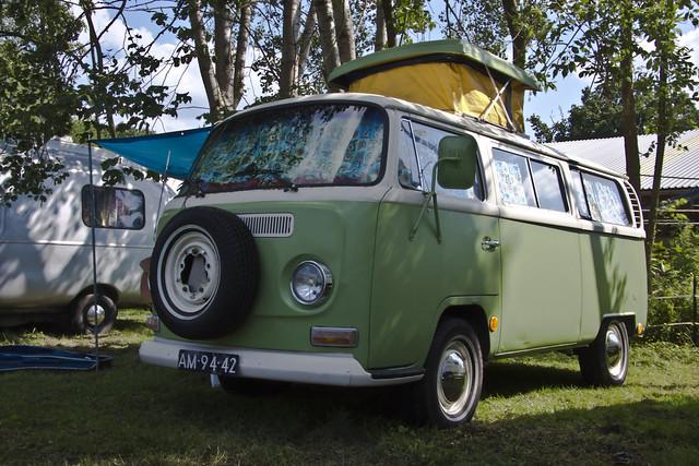 Volkswagen Typ 2 T2 Camper 1969 (9645)