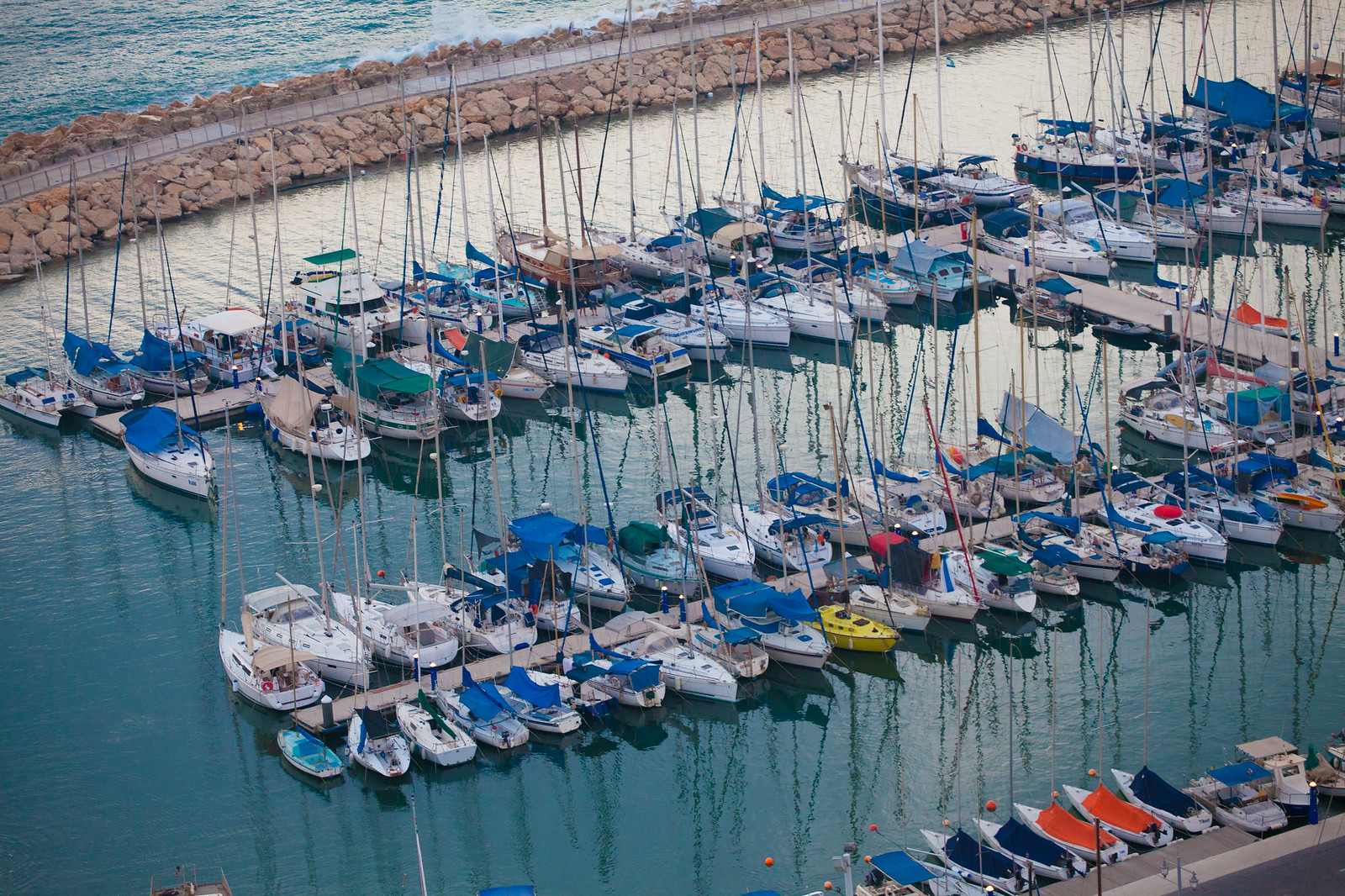 Tel Aviv _ Marina_Dana Friedlander_IMOT