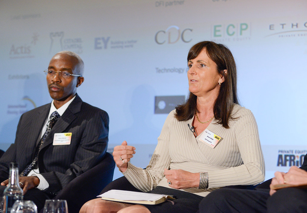 Diana Noble, CEO, CDC Group plc | www ft-live com/africa2013… | Flickr