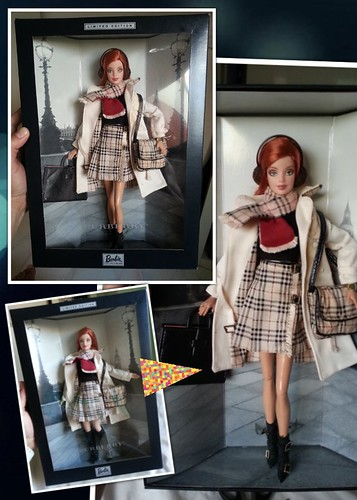 2000 Burberry Barbie Remastered! | by markee_bjoinks