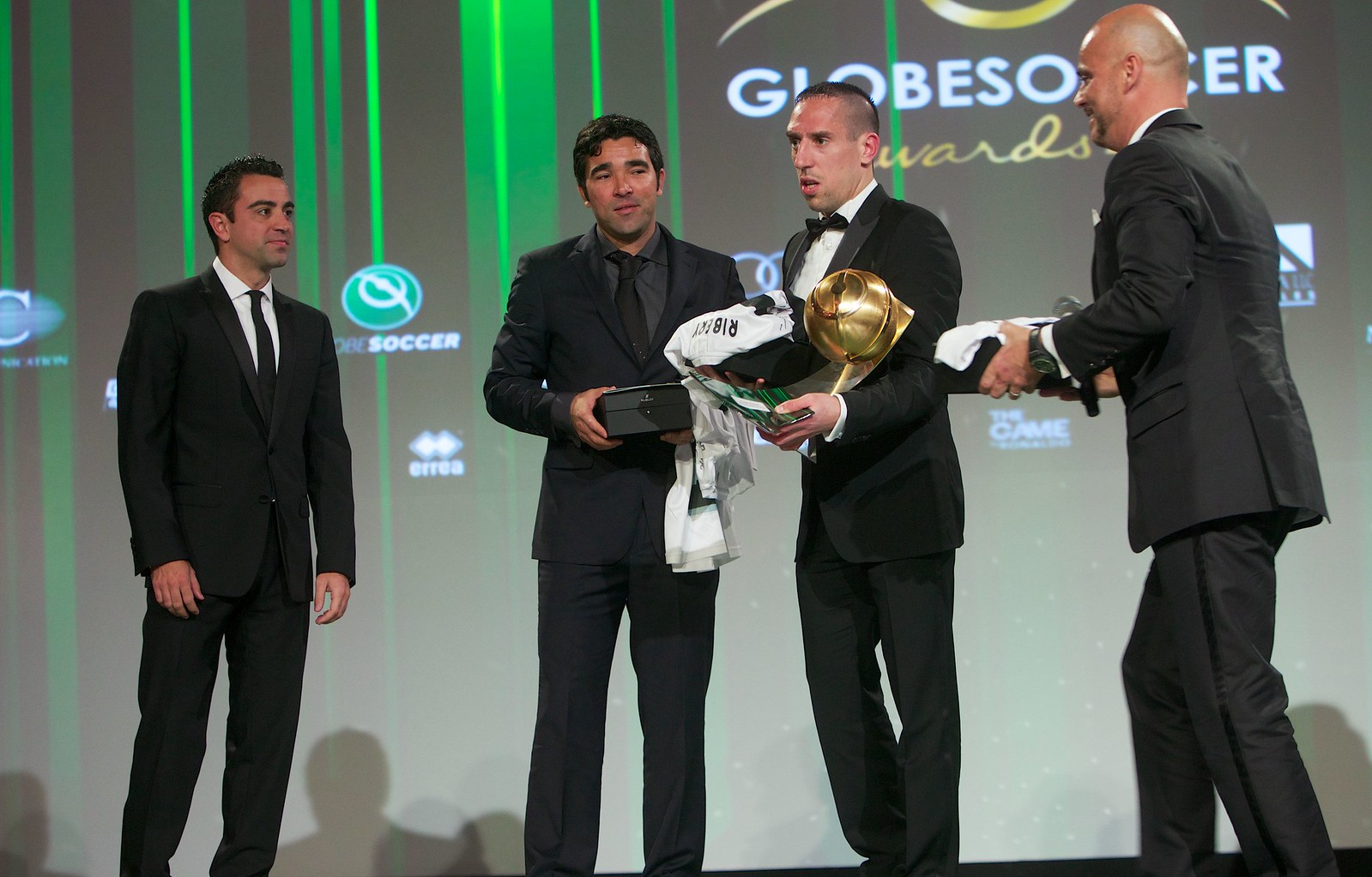 Globe Soccer Awards 308