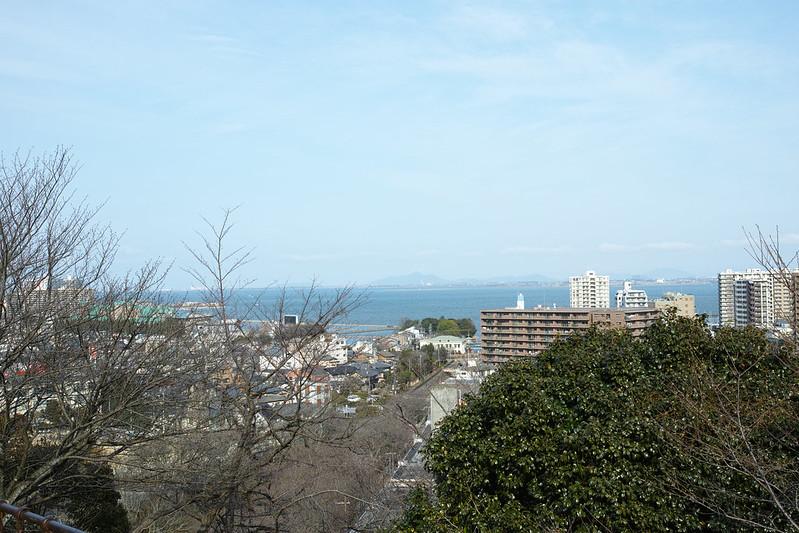 三井寺から琵琶湖